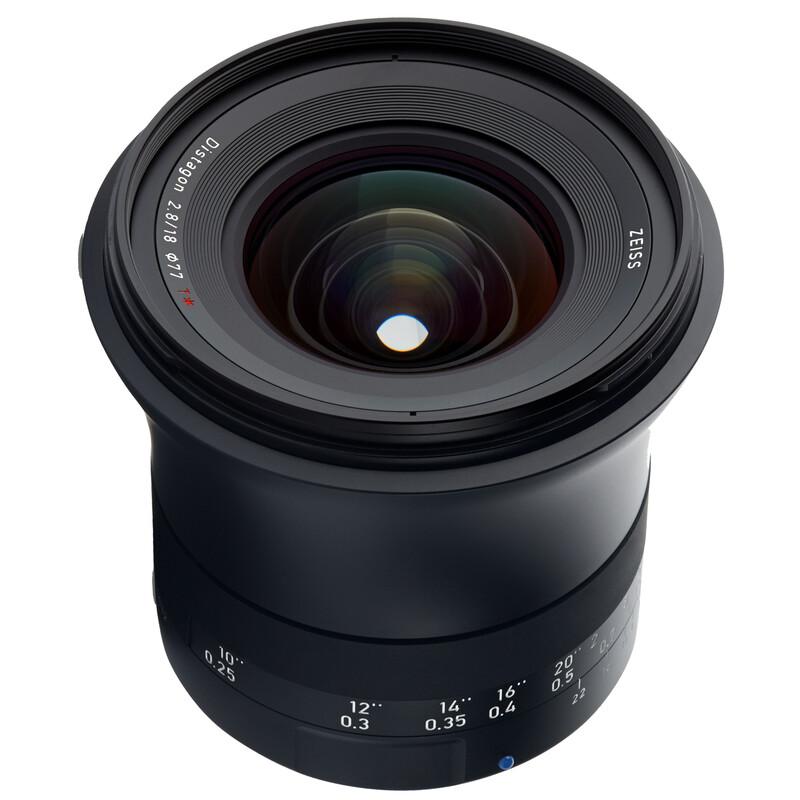 Zeiss Milvus 18/2,8 ZE Canon