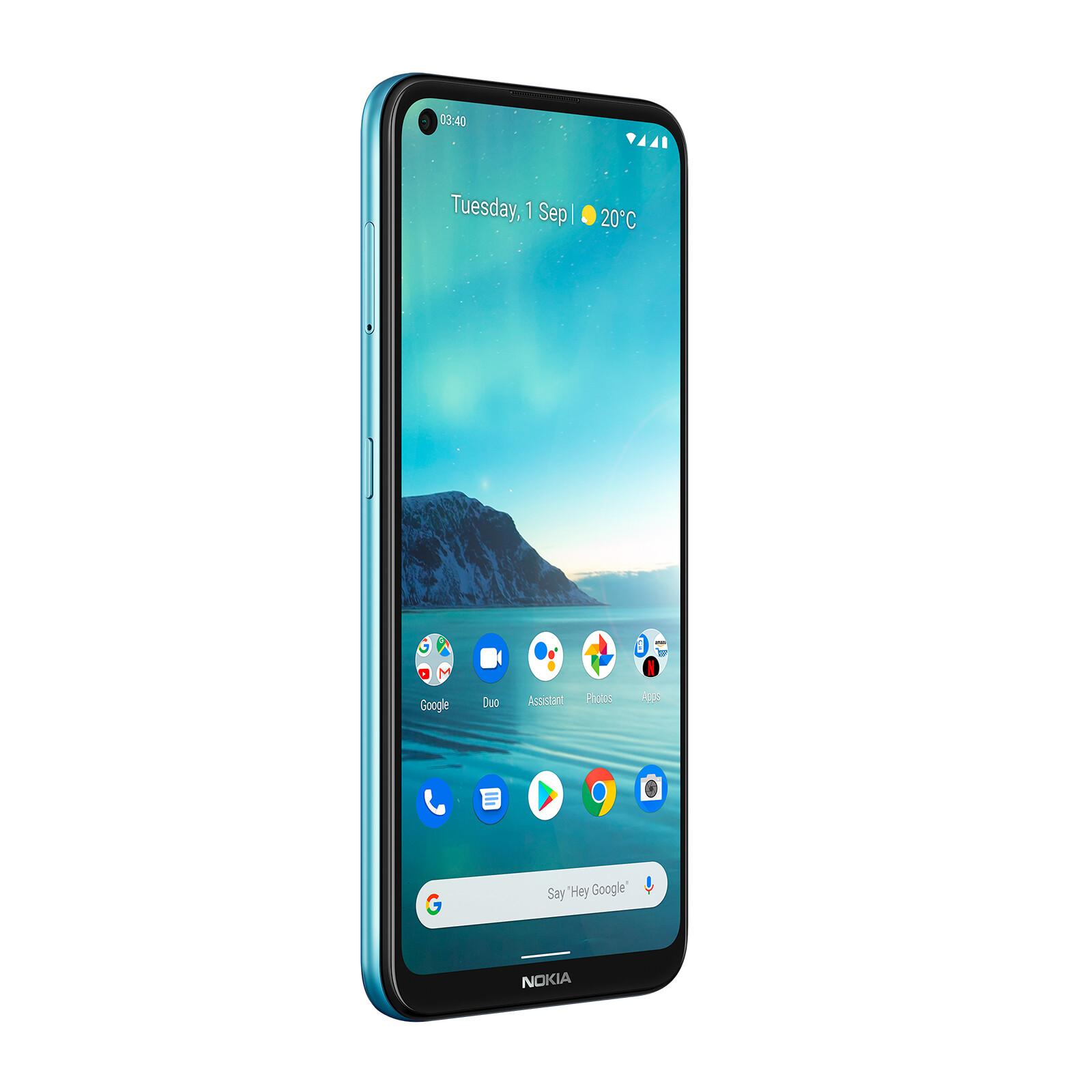 Nok 3.4 DS 64GB blue