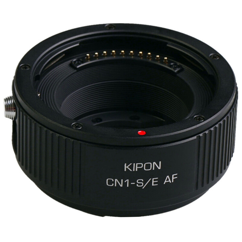 Kipon AF Adapter für Contax N1 auf Sony E