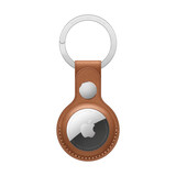 Apple AirTag Schlüsselanhänger Leder