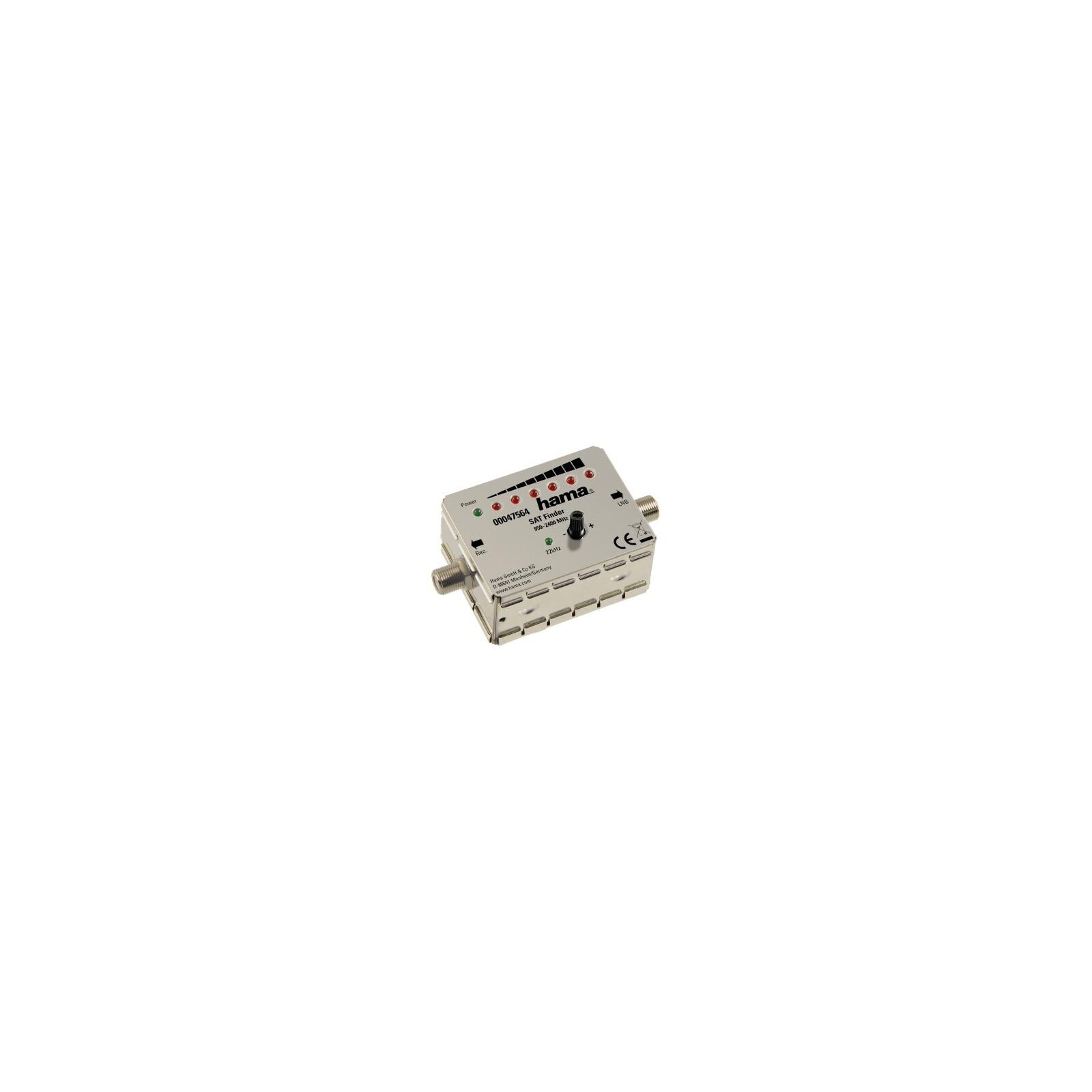 Hama 47564 SAT-Finder mit LED-Anzeige