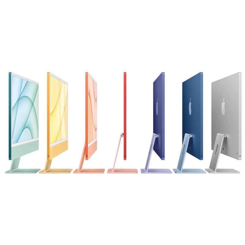 """App iMac 24"""" 8-Core CPU/8-Core GPU/8GB/256GB SSD/blau"""