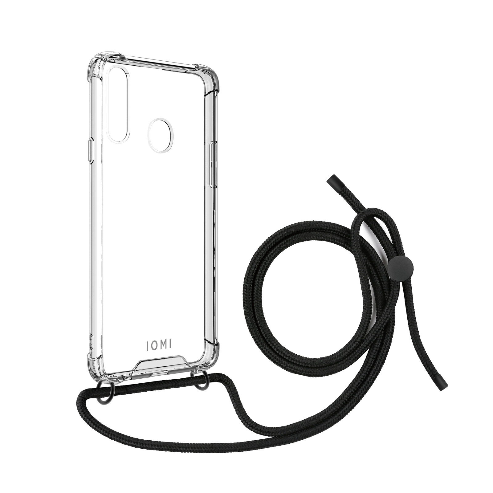 IOMI Backcover Crossbody Samsung Galaxy A20s inkl. Lanyards