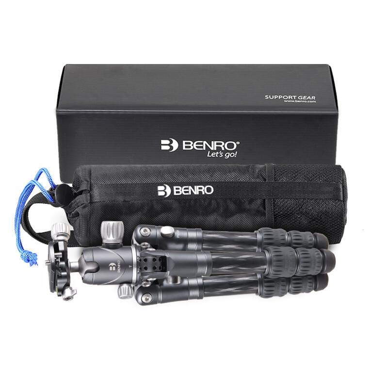 Benro Bat 03C + VX20 Kit Carbon Stativ