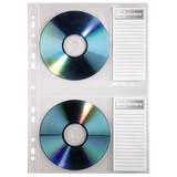 Hama CD-Ordnerhüllen DIN A4
