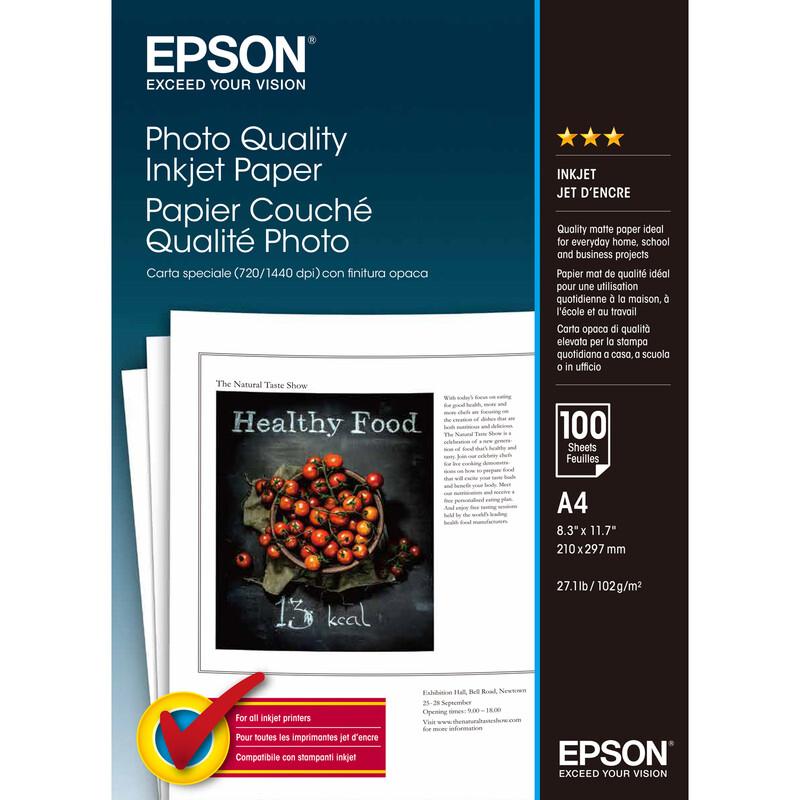 Epson S041061 A4 100Bl 102g Matt