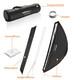 Walimex pro Studio Line Striplight Softbox QA 30x140cm Multi