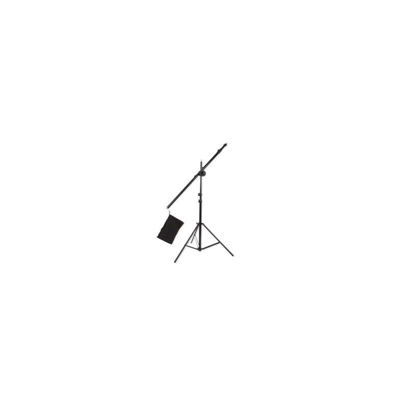 walimex Galgenstativ+Beschwerungstasche, 120-220cm