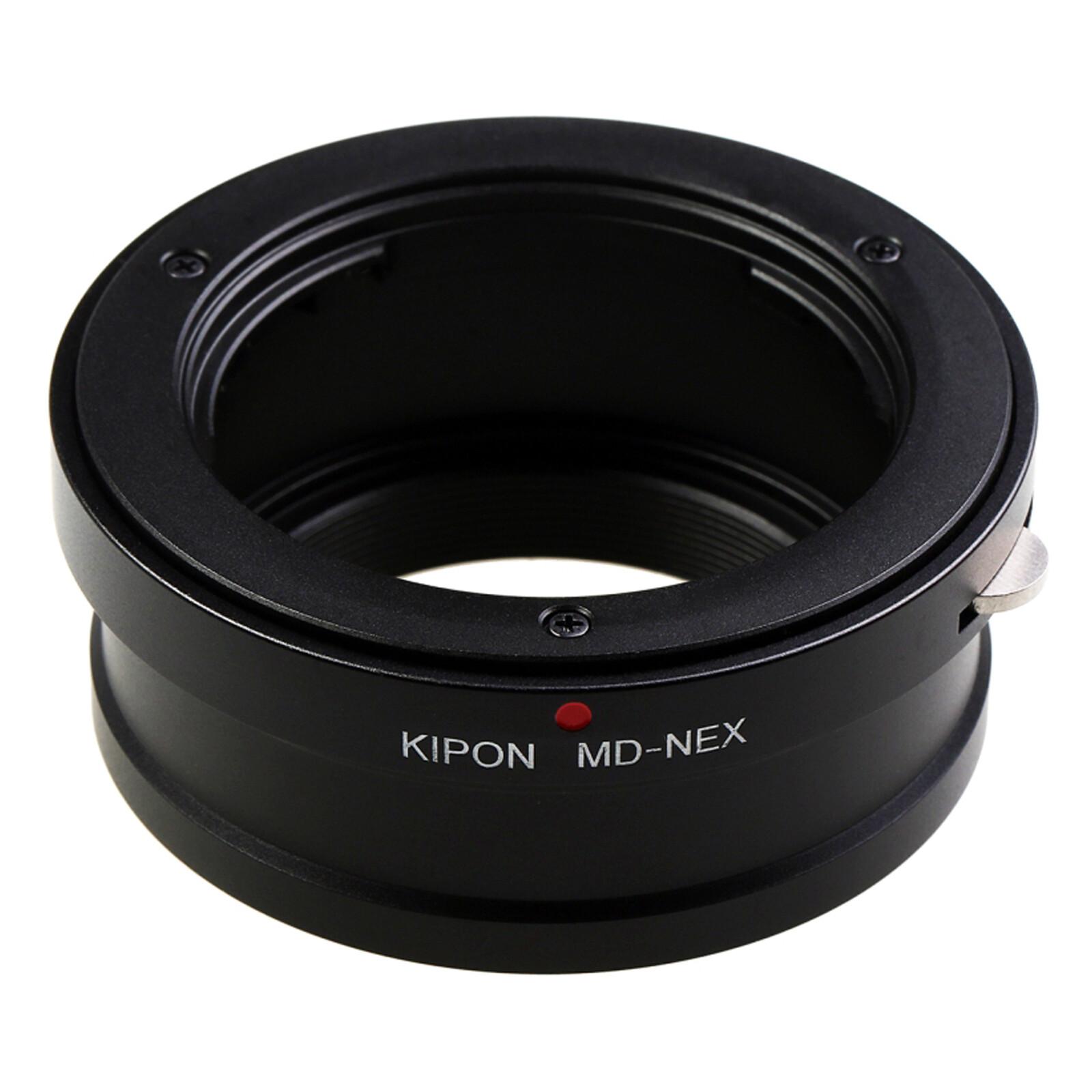 Kipon Adapter für Minolta MD auf Sony E