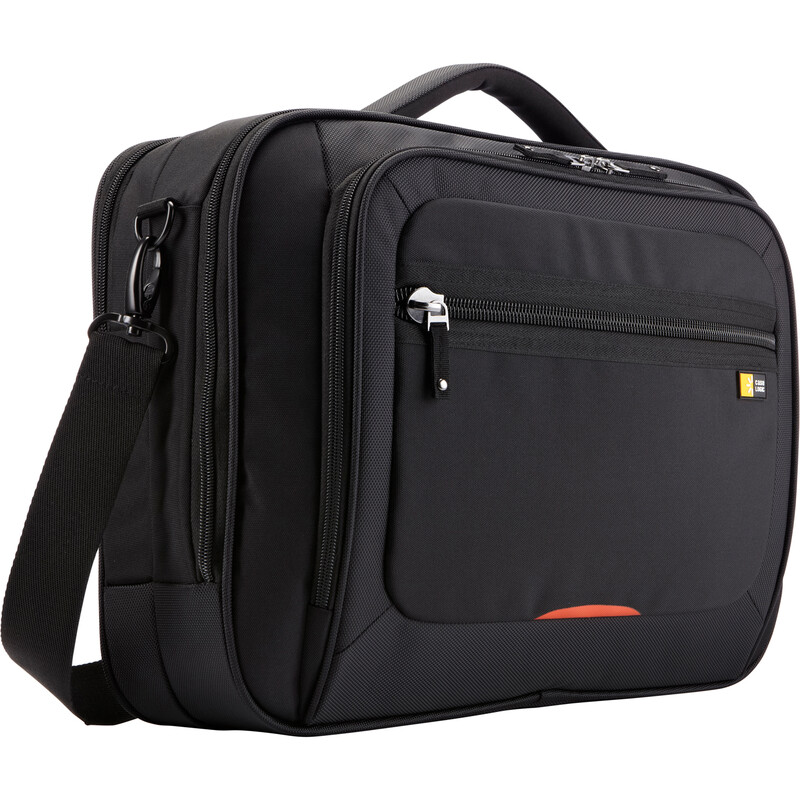 "CaseLogic Notebook Briefcase 16"" black"