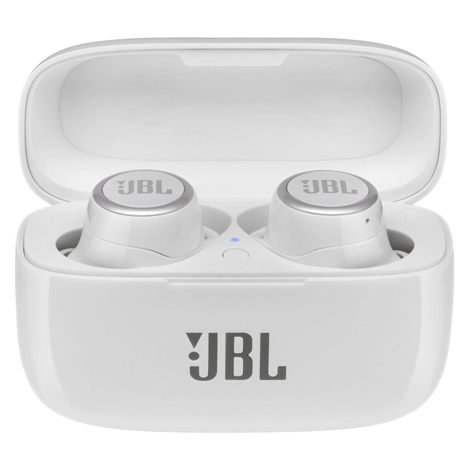 JBL LIVE300 TWS In-Ear Bluetooth Kopfhörer weiß