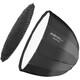 Walimex pro Studio Line Deep Rota Softbox QA70 Hensel EH/Ric