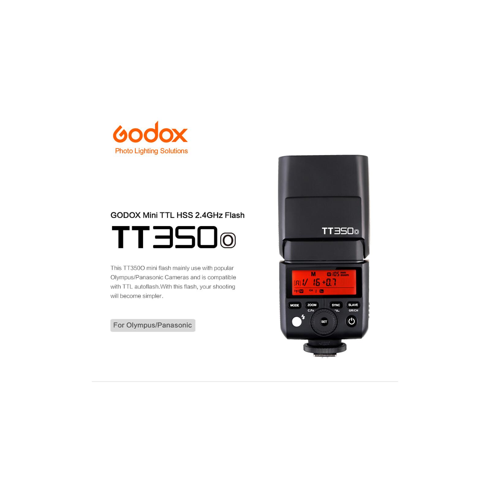GODOX TT350O Blitz Olympus