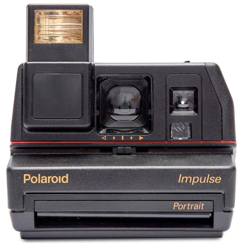 Polaroid 600 Impulse