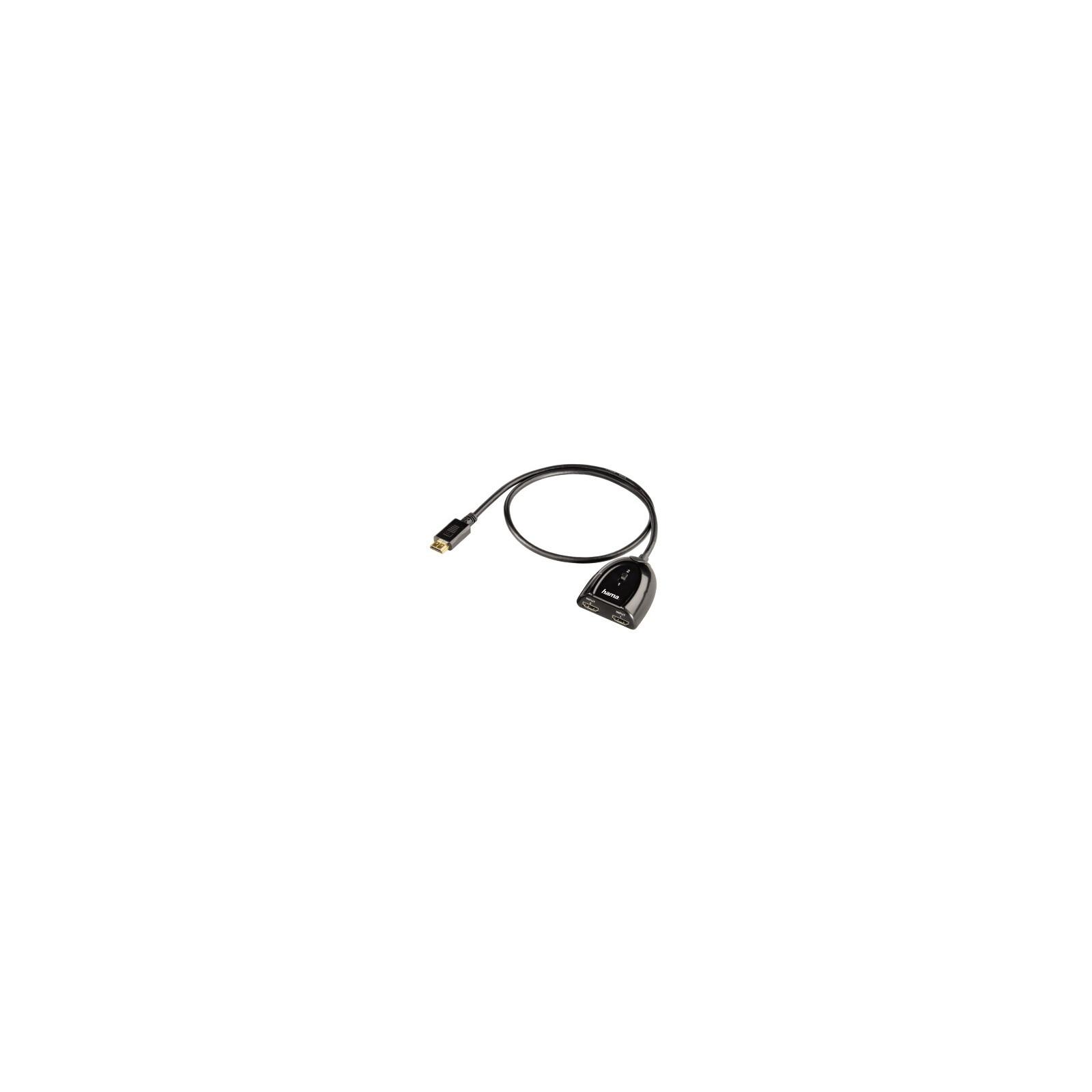 Hama 42553 HDMI Umschalter 2x1
