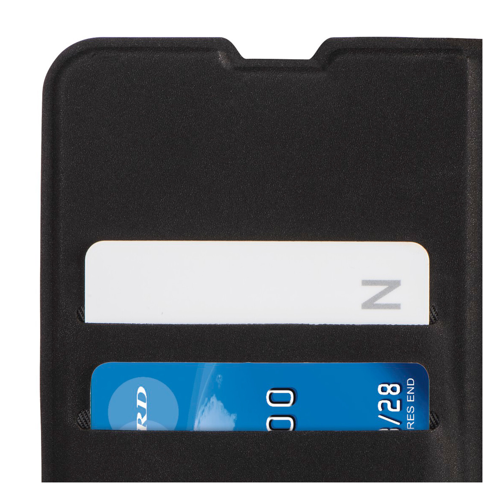 Hama Book Tasche Slim Pro Huawei P Smart 2021 schwarz