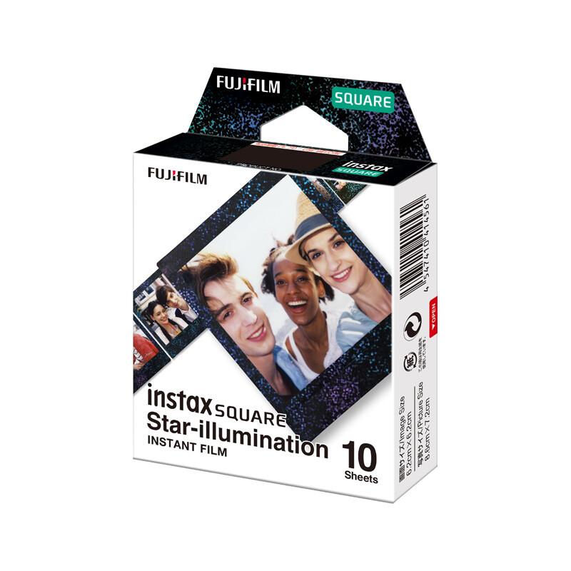 Fujifilm Instax Square Star Illumination 10 Aufnahmen