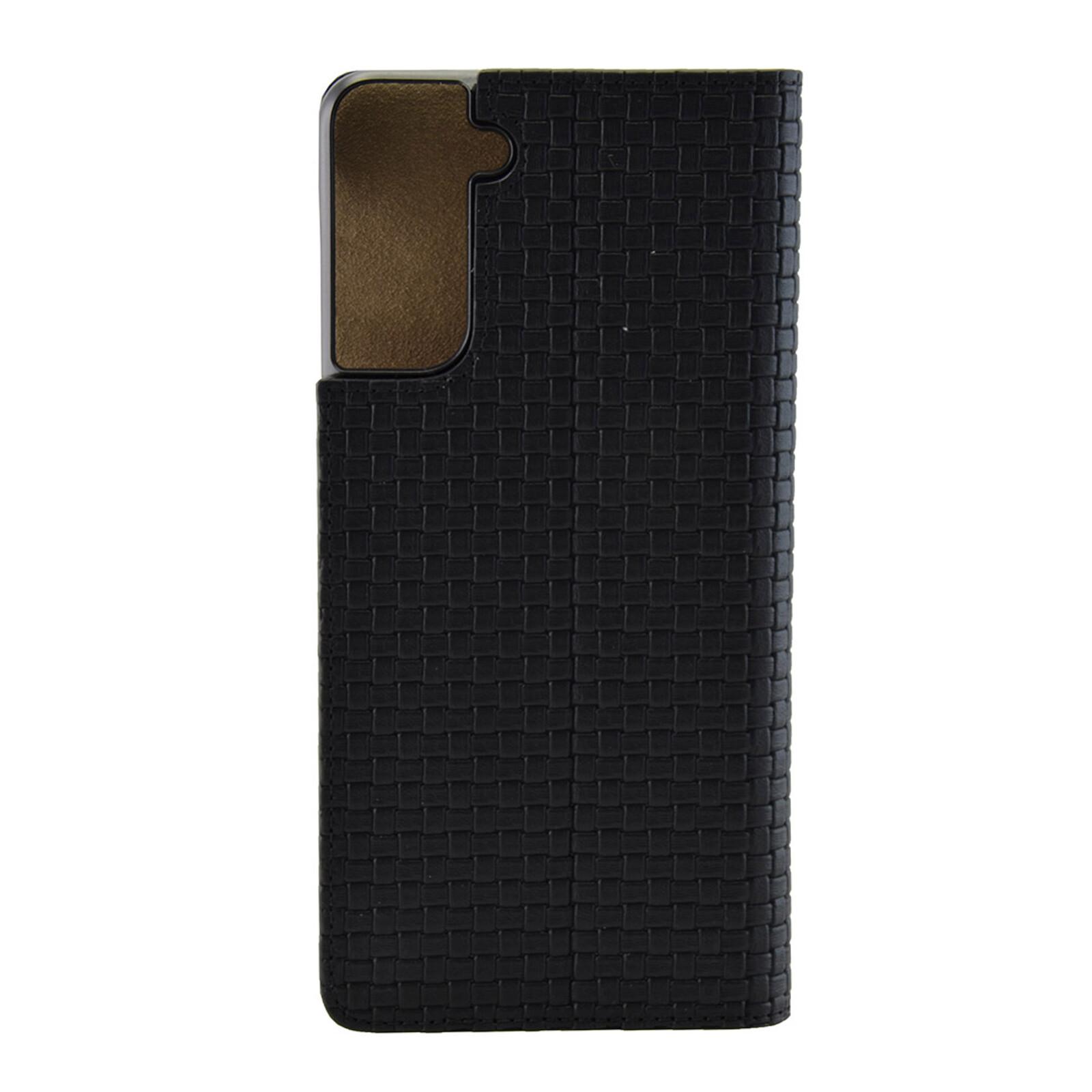 Galeli Book ENZO Samsung Galaxy S21 classy black