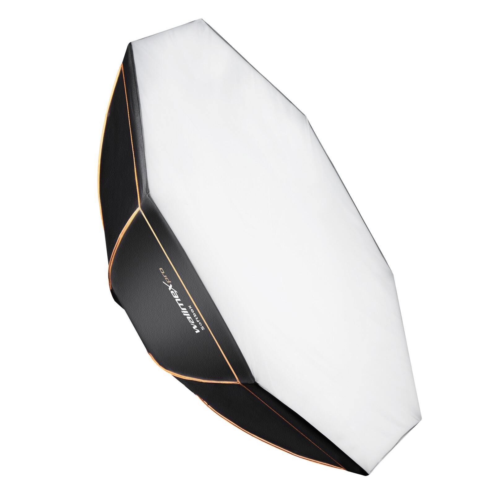 walimex pro Octagon Softbox OL Ø170 Visatec