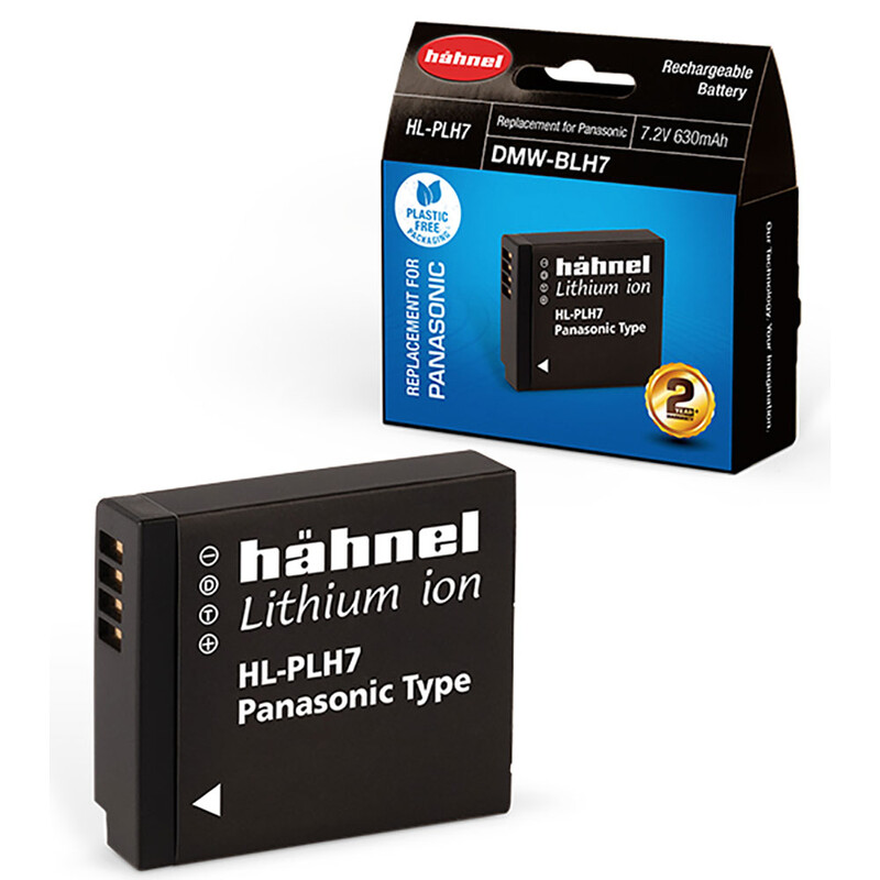 Hähnel Panasonic DMW-BLH7 Akku