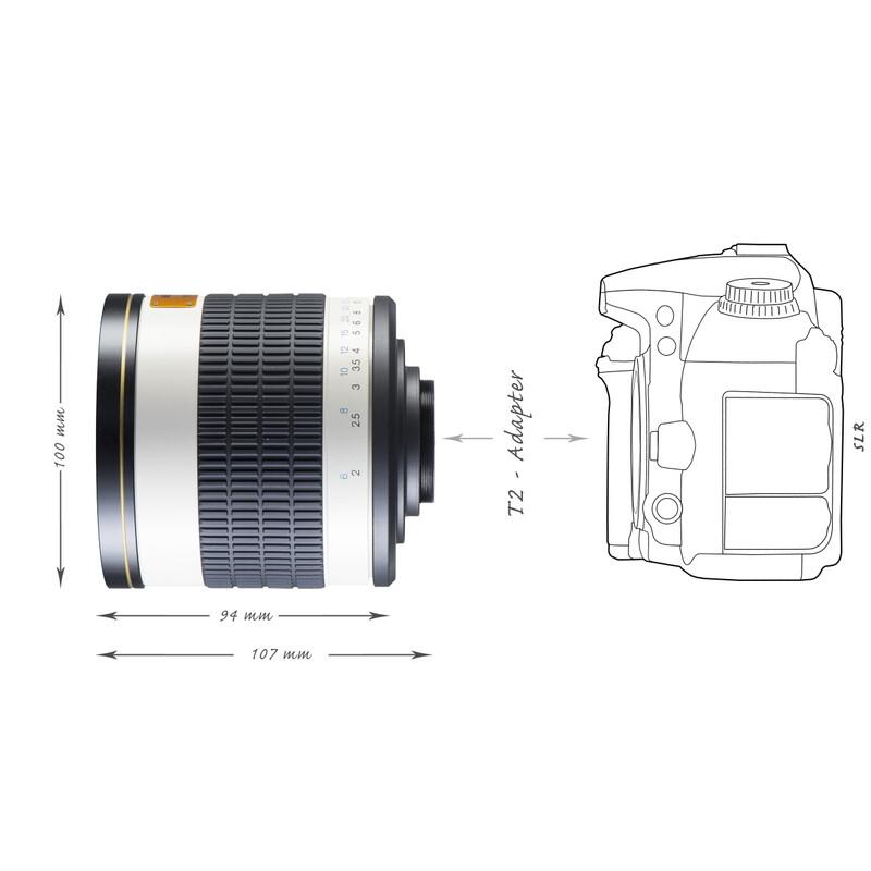 Walimex pro 500/6,3 Spiegel Canon R