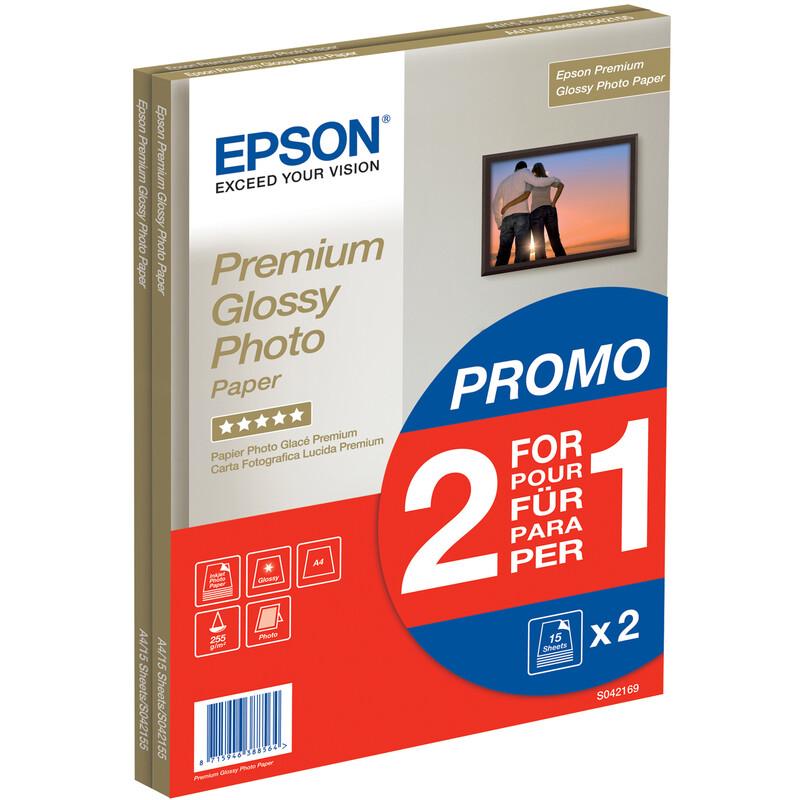 Epson S042169 A4 30Bl. Glossy