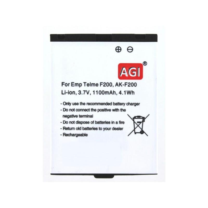 AGI Akku Telme Flip 1.100mAh