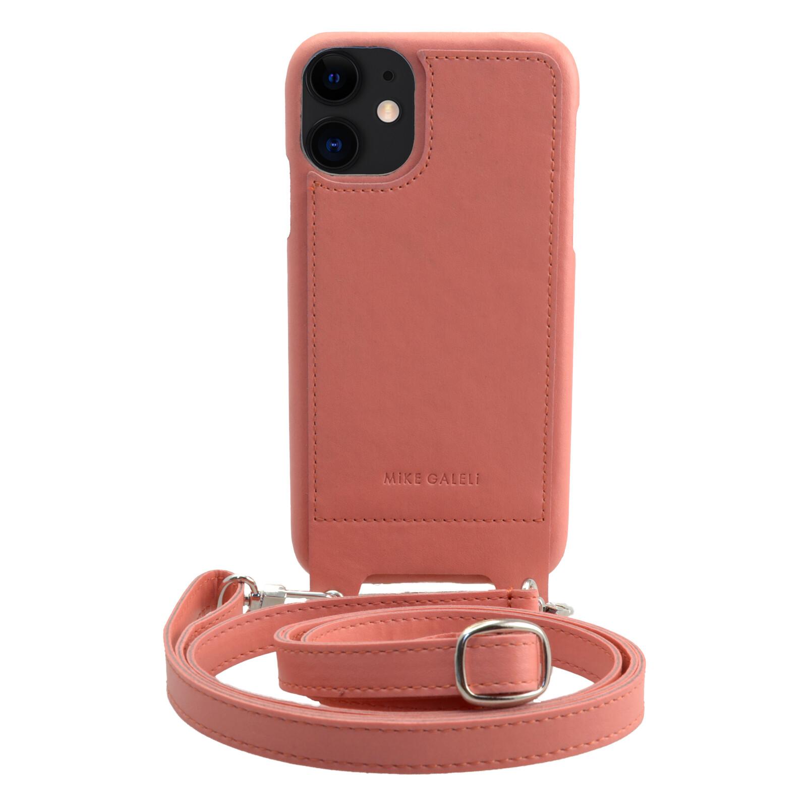 Galeli Backcover LENNY lite GO App iPhone 11 Band salmon