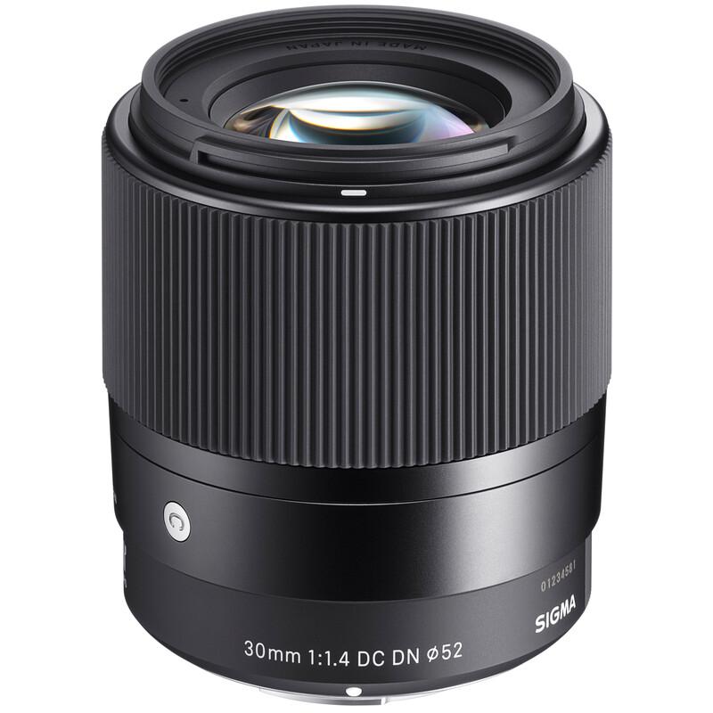 Sigma 30/1,4 DC DN Sony Schwarz