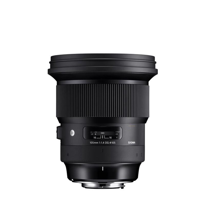Sigma ART 105/1,4 DG HSM Sony