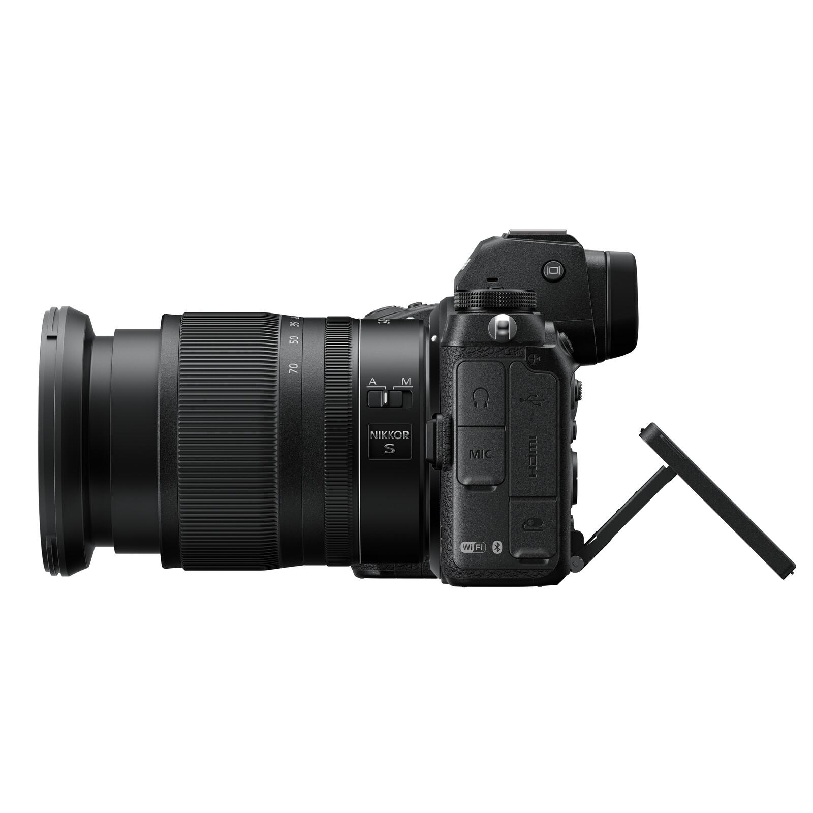Nikon Z 6II + Z 24-70/4,0 S +FTZ Adapter