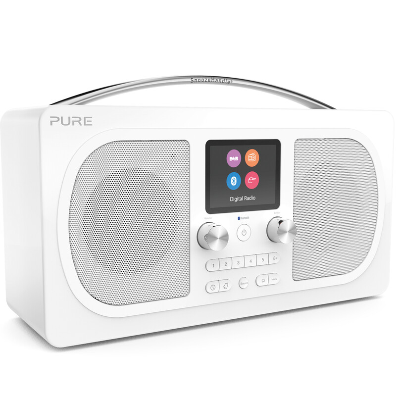 Pure Evoke H6 Prestige EU/UK Weiß