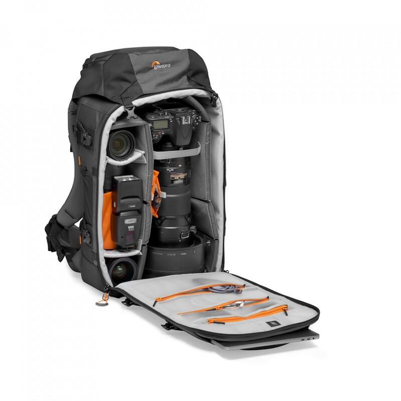 Lowepro Pro Trekker BP550 AW II schwarz
