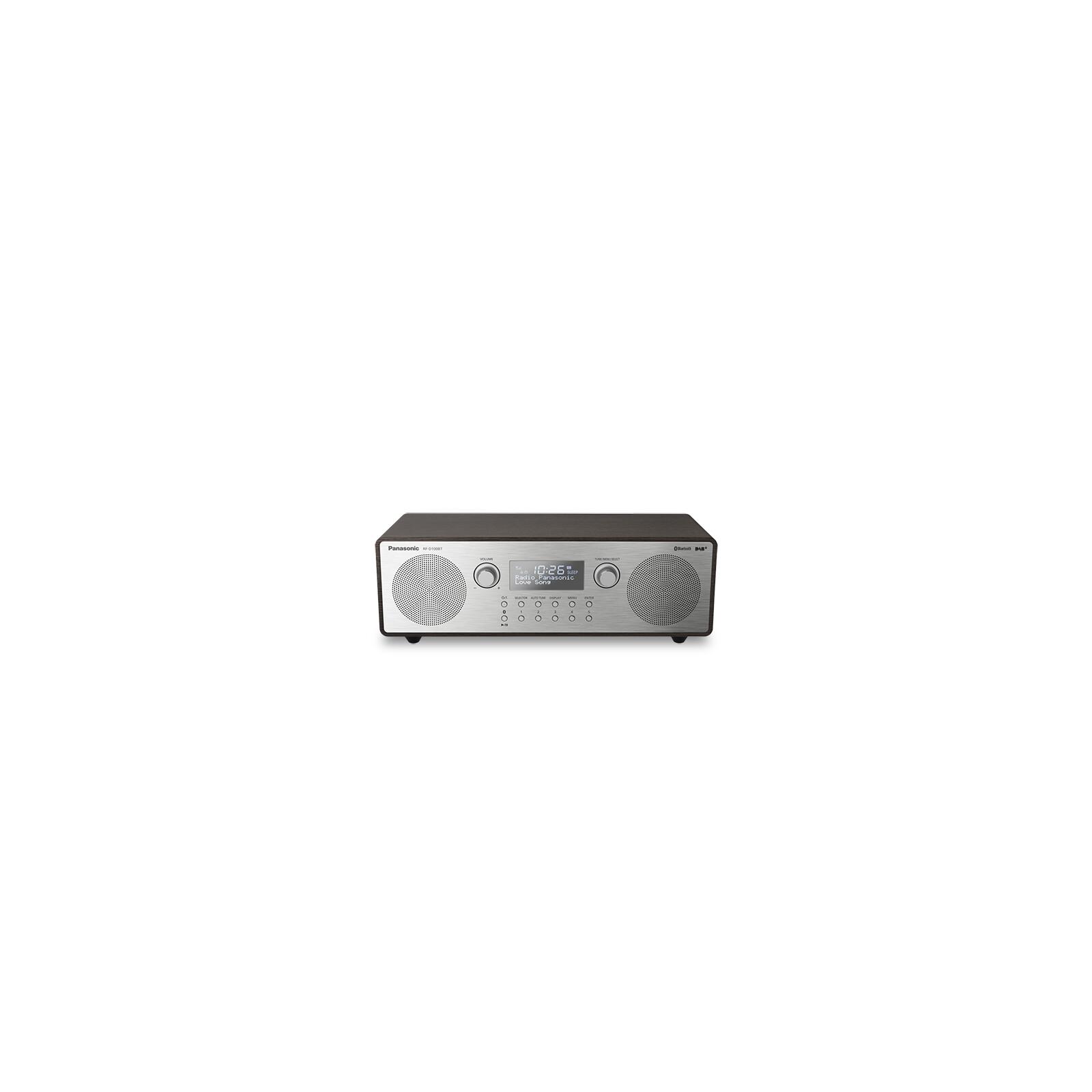 Panasonic RF-D100BTEGT BT Radio