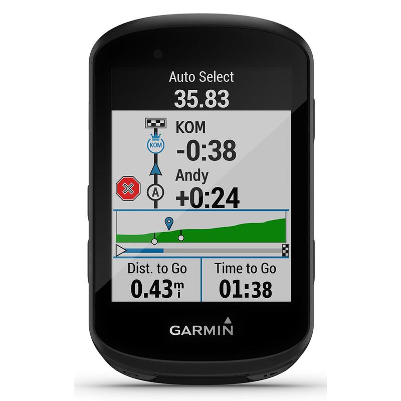Garmin Edge 530 Fahrradnavigation