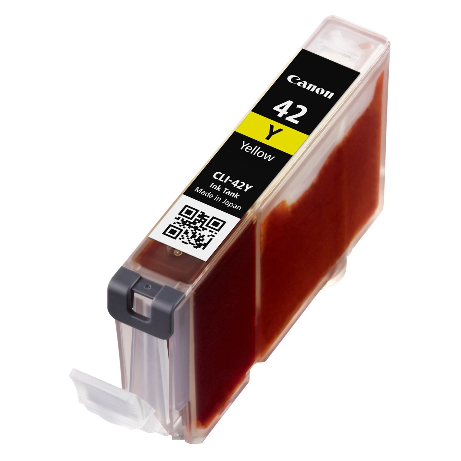 Canon CLI-42Y Tinte yellow 13ml