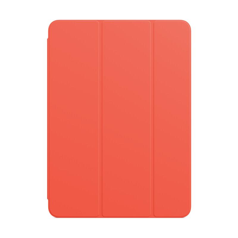 Apple iPad Air 4. Gen Smart Folio leuchtorange