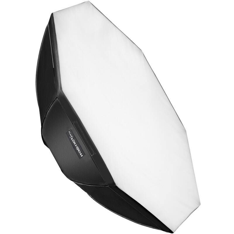 walimex pro Octagon Softbox Ø90cm Visatec