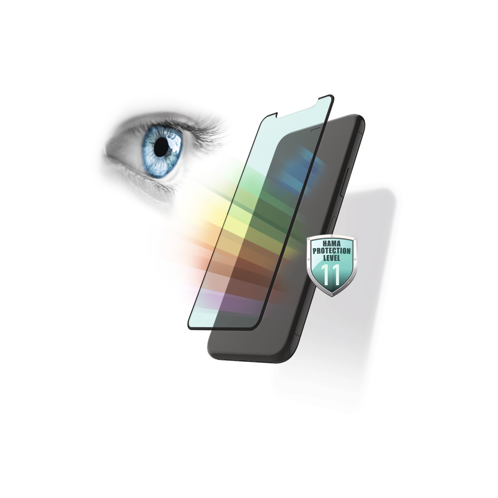 Hama 3D Full Screen Displayschutzglas Samsung  Galaxy A20s