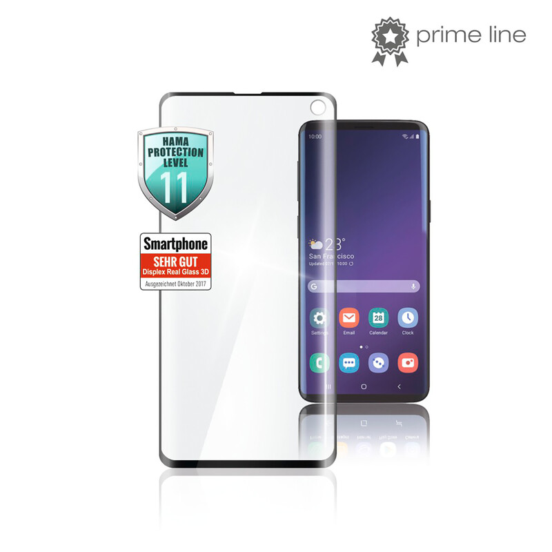Hama 3D Full Screen Displayschutzglas Samsung Galaxy S10 5G