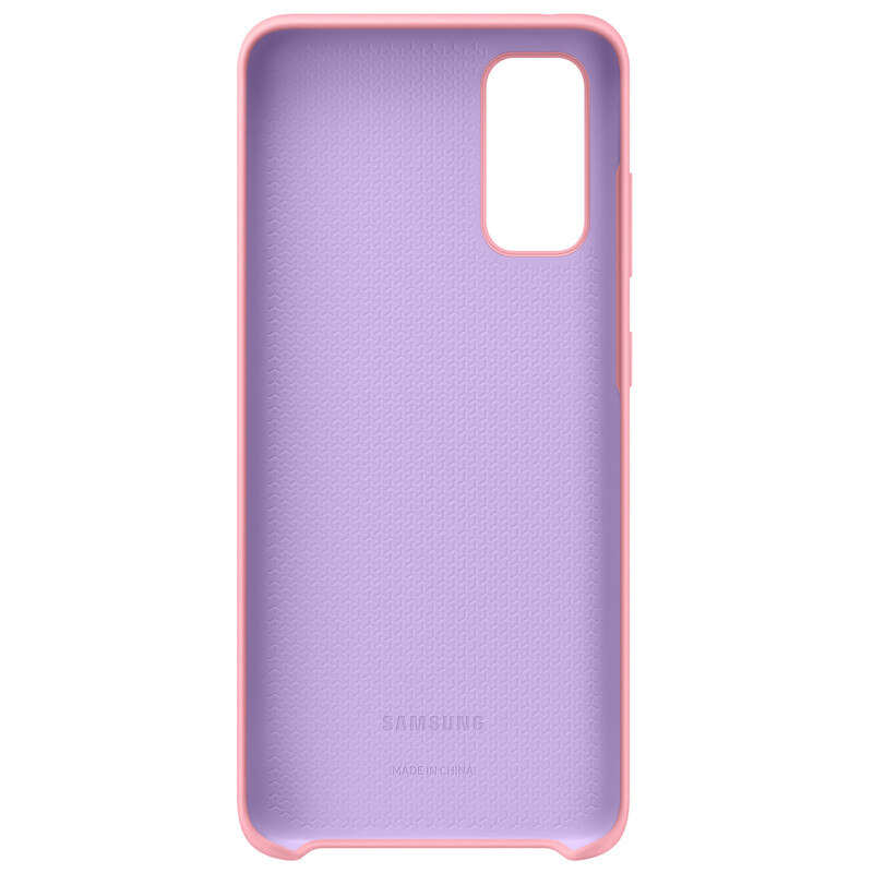 Samsung Back Cover Silicone Galaxy S20
