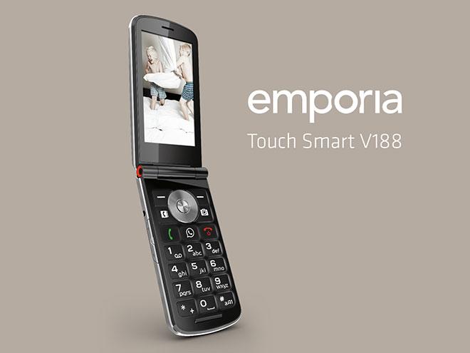 Das Emporia Touch Smart V188