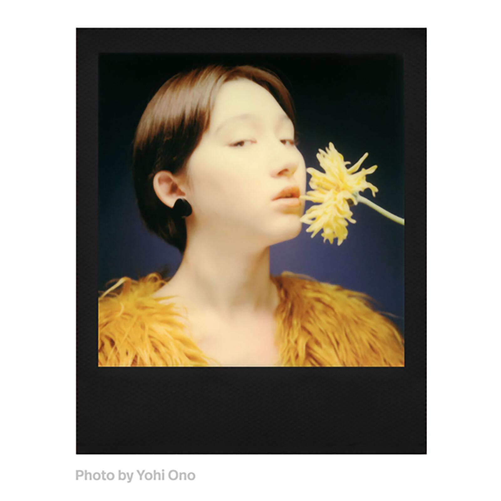 Polaroid i-Type Color Black Frame Edition