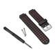 Garmin FR 220 Ersatzband black/red