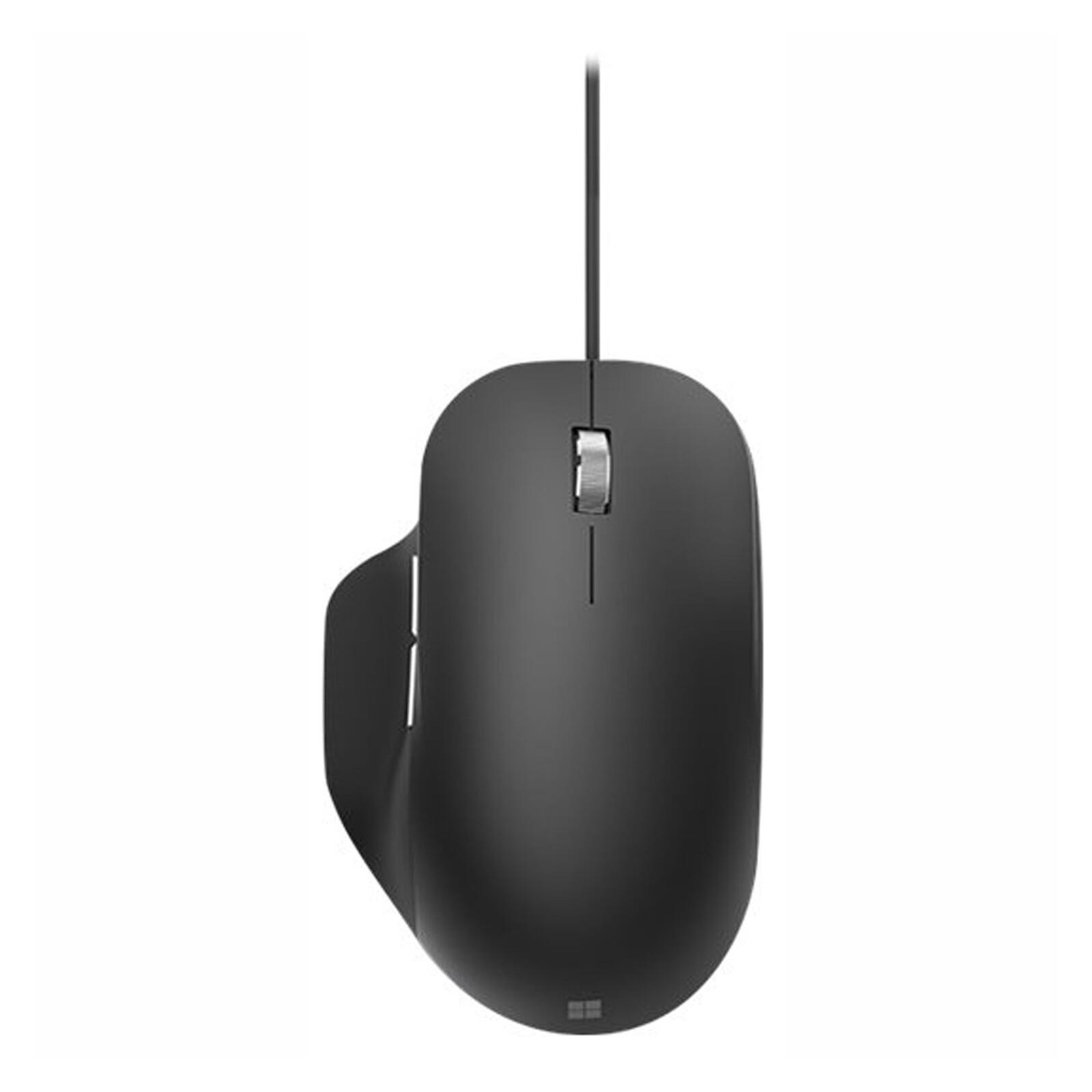 Microsoft Ergonomic Mouse USB Port Schwarz