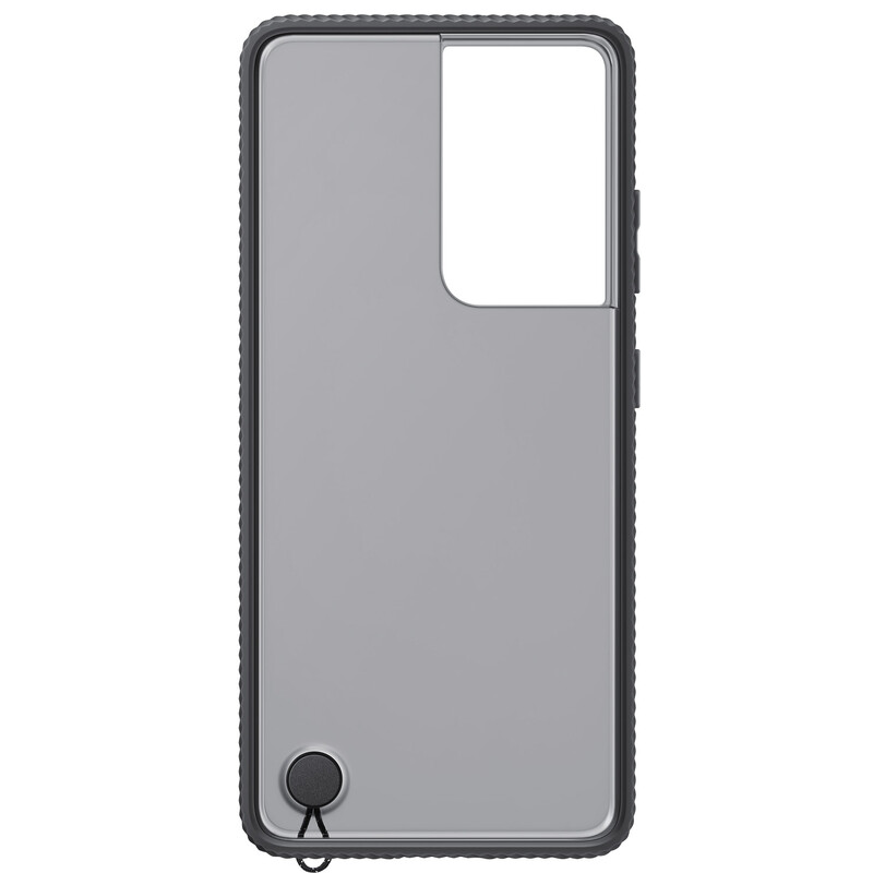 Samsung Back Cover Protective Galaxy S21 Ultra black