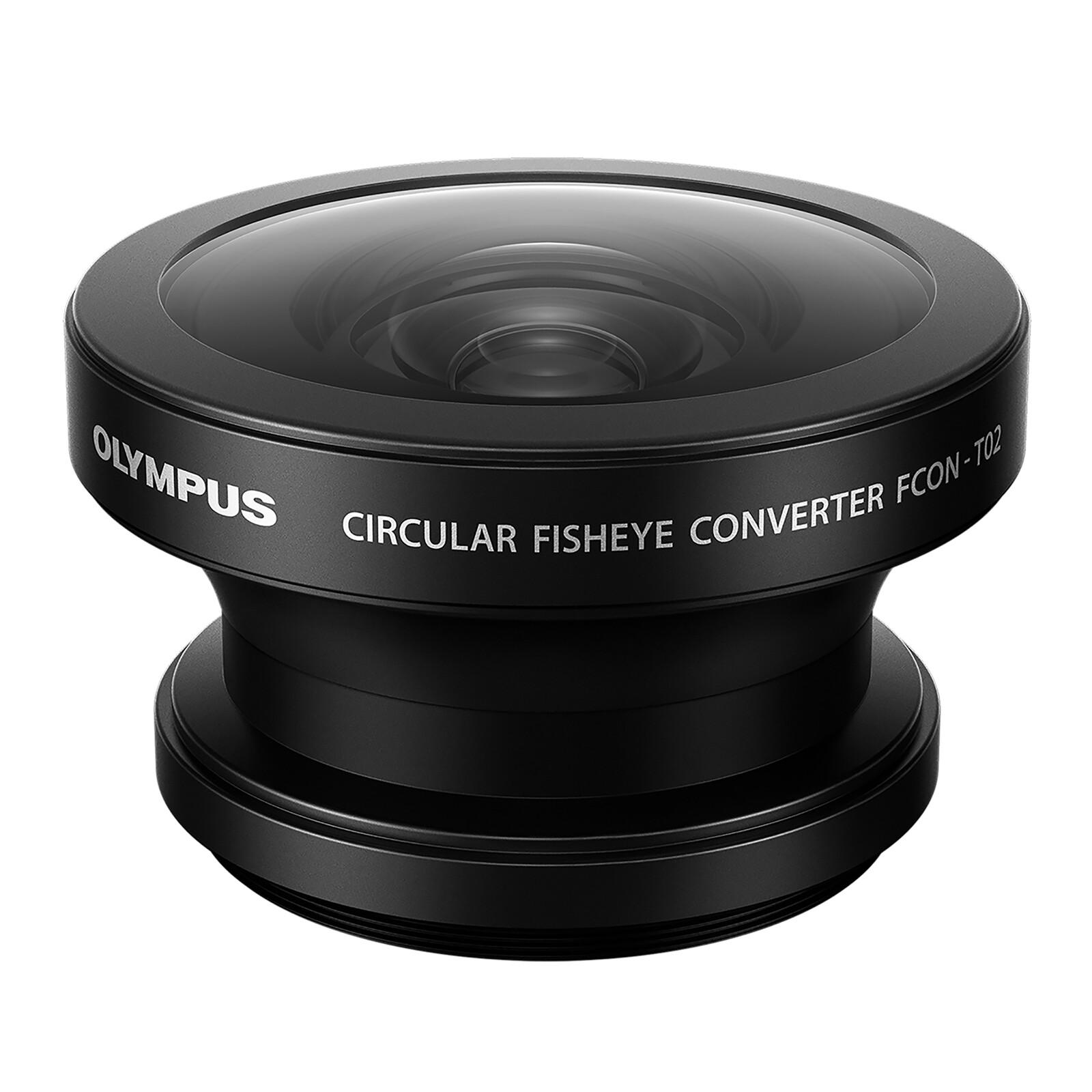 Olympus FCON-T02 Fish Eye Konverter
