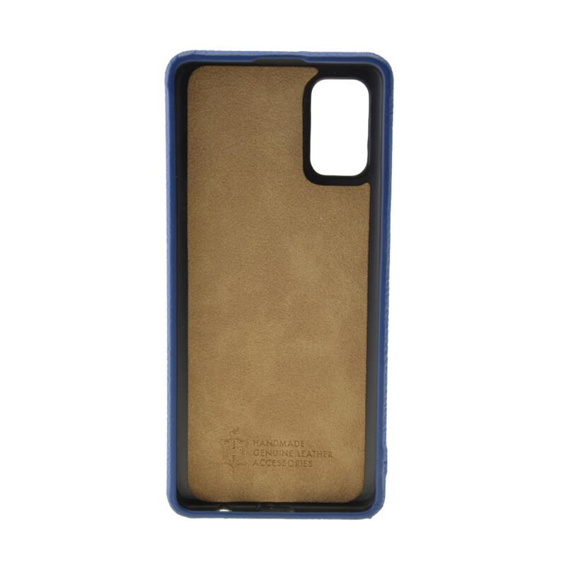 Galeli Backcover FINN Samsung Galaxy A41 classic blue