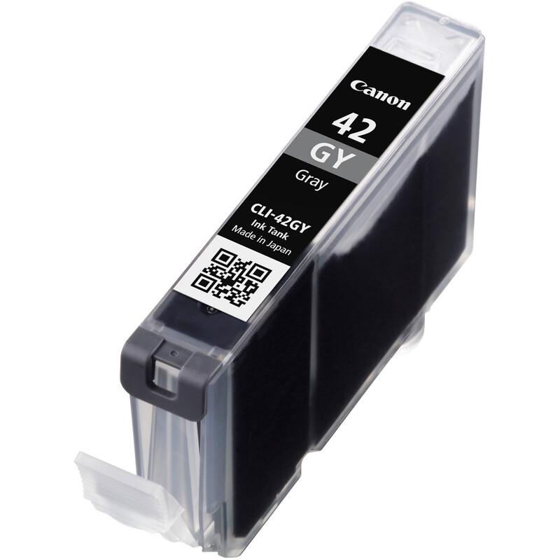 Canon CLI-42GY Tinte grey 13ml