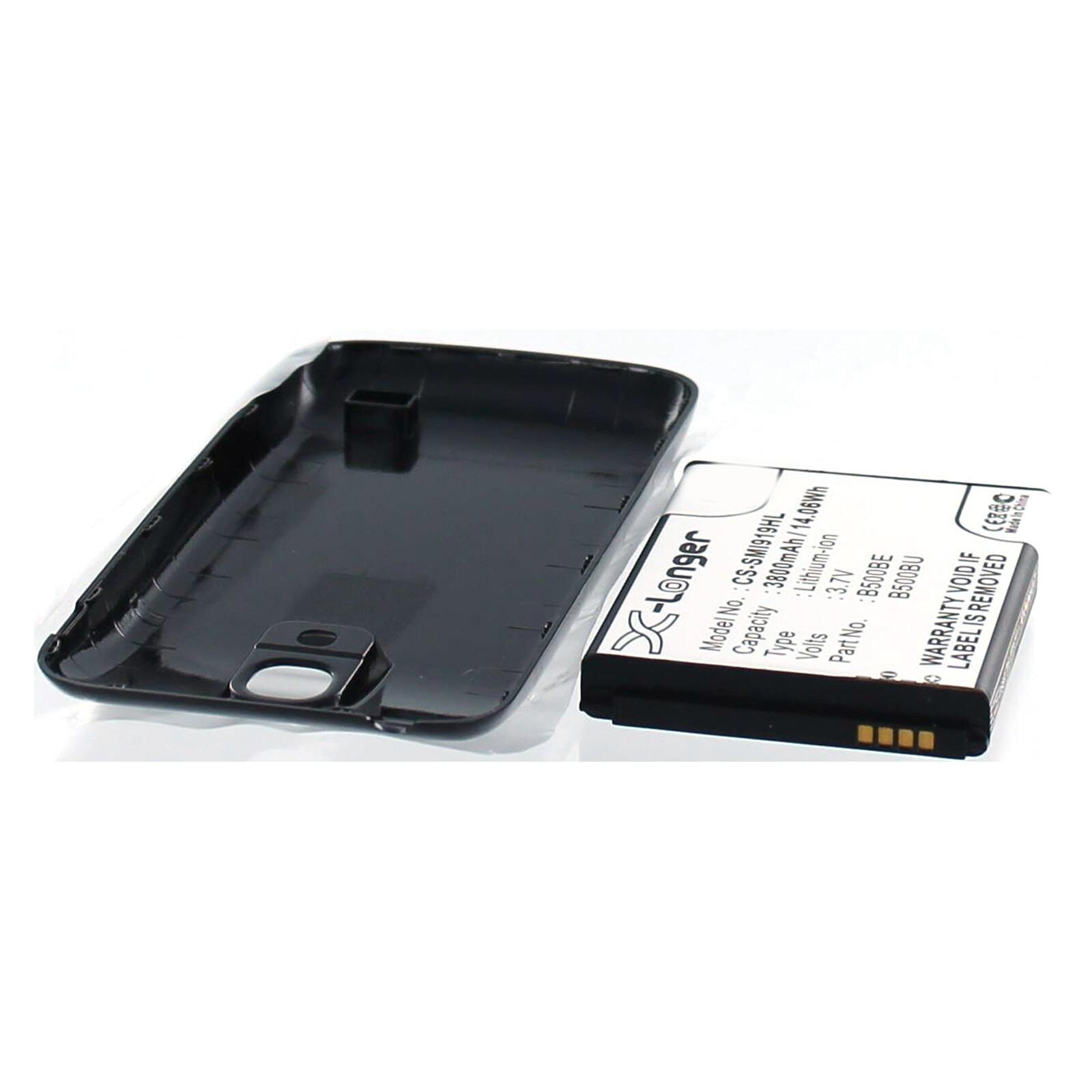 AGI Akku Samsung Galaxy S4 mini 3.800mAh